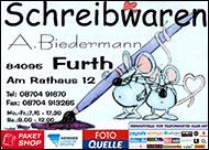 Schreibwaren Biedermann