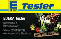 EDEKA Tesler Arth