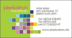 Pixelodeon Anja Spies